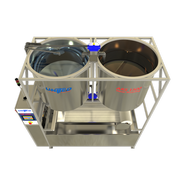 ARS1500 Water Recycling System Top View