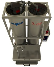 TC250 Water Recycling Tanks